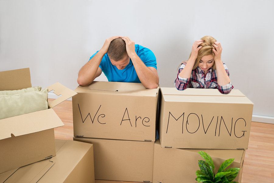 Top 10 tips for a stress-free move