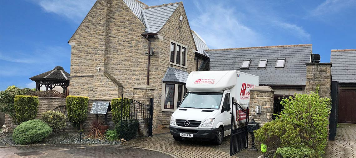 house removals in wakefield