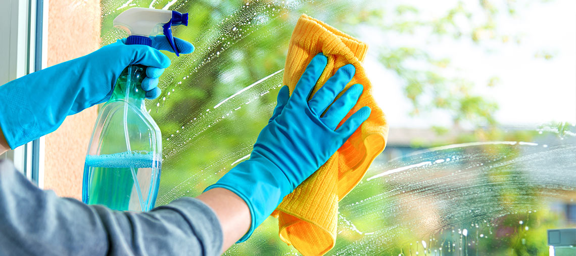Post move cleans - House or office cleans after moving