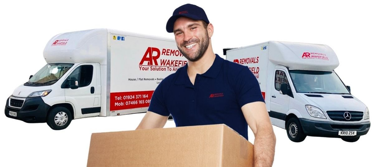 ar removals man and a van wakefield