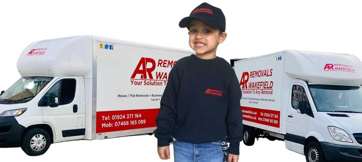 AR Removals Wakefield Faily Run Removals Service
