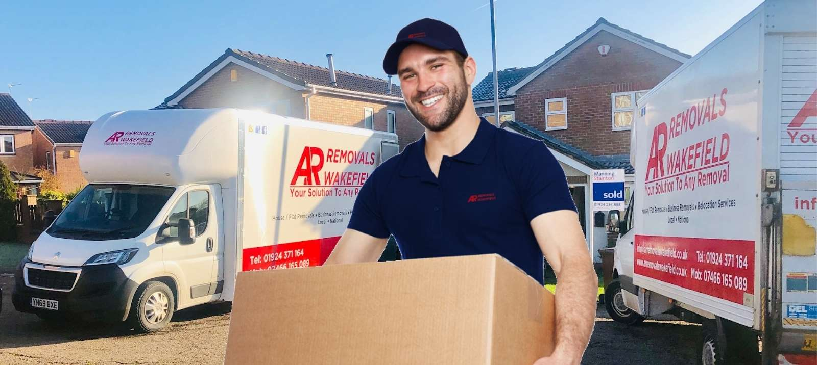 Removals Company Leeds, Removals In Leeds By AR Removals